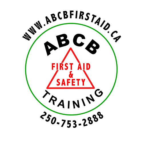 Logo for ABCB Fist Aid of Nanaimo, BC