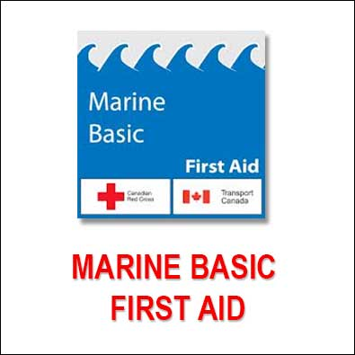 Marine Basic First Aid develops skills needed to recognize and respond to cardiovascular emergencies for Adults, CPR Level A